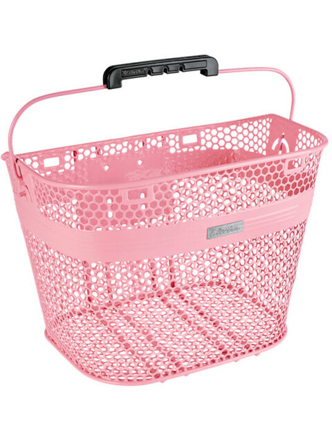 Electra Linear QR Mesh Basket light pink